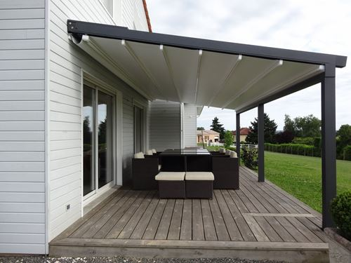 tecnotenda esterno pergole gennius tende ad impacchettamento. Black Bedroom Furniture Sets. Home Design Ideas