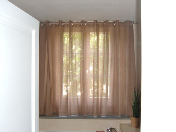 Tendine da bagno tende cucina tendaggi per interni modelli e tipologie di tende tende da bagno - Idee per tende finestra bagno ...