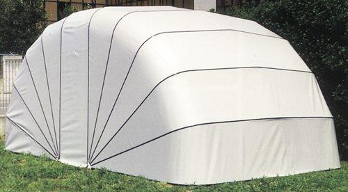 Tecnotenda esterno box garage for Box modulare per auto